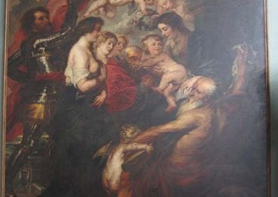 Allegory Painting