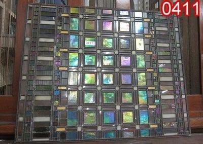 Frank Lloyd Wright Window